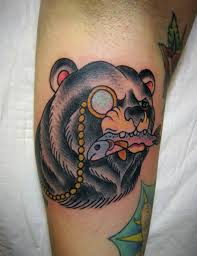 tattoos by stefan johnsson ink pinterest bear tattoos