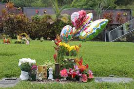 grave care maintenance easter grave headstone decorations