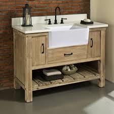 fairmont designs bathroom vanities napa 48 farmhouse vanity sonoma sand fairmont designs