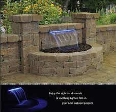 Backyard Feature Wall Ideas Best 25 Backyard Retaining Walls Ideas On Pinterest Retaining