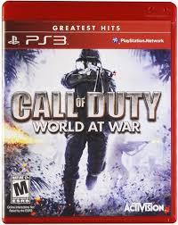 World At War Map Packs by Amazon Com Call Of Duty World At War Greatest Hits Playstation
