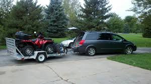 what trailer for hauling two atvs page 8 polaris atv forum
