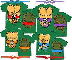 teenage mutant ninja turtles shirt ebay
