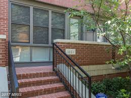 townhouse contemporary arlington va a luxury home for sale in