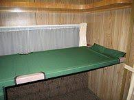 Bunk Beds For Caravans How To Make Removable Bunk Bed Hammock For Rv Motor Home Decor