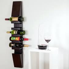 Modern Wine Glasses by Wall Hanging Wine Racks U2013 Excavatingsolutions Net