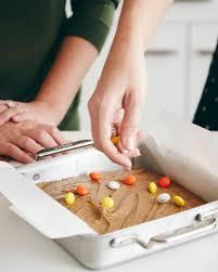 halloween blondie brownies cupcakes u0026 cashmere