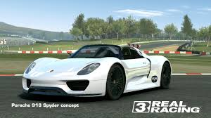 porsche supercar 918 porsche 918 spyder concept real racing 3 wiki fandom powered