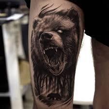 bear tattoos bear tattoo meaning ink vivo best 10 tatto