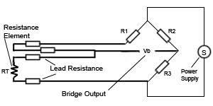 4 wire rtd temperature sensor rtd resistance temperature detector