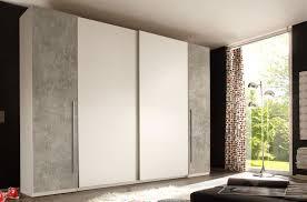 Schlafzimmer Komplett Rondino Pol Power Schrank Match 2 Beton Optik Weiß Möbel Letz Ihr