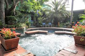 the pool the green house inn