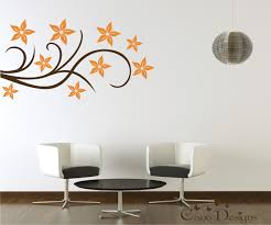 Beautiful Wall Stickers For Room Interior Design by Design Wall Decal Home And Cool Designer Wall Stickers Home
