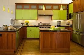 yellow and brown kitchen ideas 35 eco green kitchen ideas home ideas