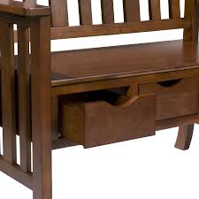 Wooden Entryway Bench Furniture Entryway Bench With Storage For Organize Your Storage