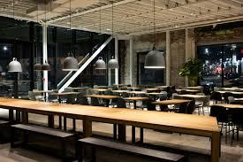 Cafeteria Kitchen Design Inside Norman Fredrik Berselius And Claus Meyer U0027s Café