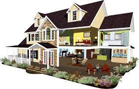 3d home png u2013 modern house