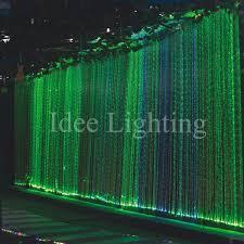 Fiber Optic Curtains Diy 32w Led Fiber Optic Curtain Light Kit For Kids View Fiber