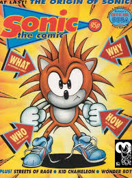 25 things you may not know about sonic the hedgehog