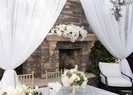 Backyard Bridal Shower Ideas An Intimate Backyard Bridal Shower In Huntington Beach Trueblu
