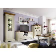 Wohnzimmer Weis Holz Wohnwand Landhaus Angebote Auf Waterige Wohnzimmer Tapete