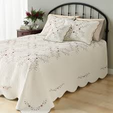 Gold Quilted Bedspread Home Classics Amelia Quilted Bedspread Coordinates