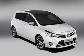 toyota compact new toyota verso 1 6 v matic icon tss 5dr petrol estate motability