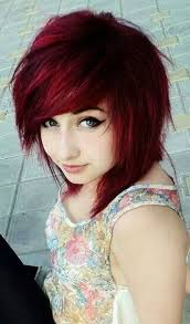 layered medium length with bangs hairstyle foк women u0026 man