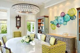 Dining Room  Gorgeous Dining Area With A Tropical Sense - Tropical dining room sets counter height