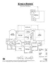 architectural plans for homes 26 best kurk homes plans architectural design images on