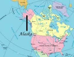 us map alaska usa geography quizzes map