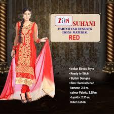 dress material buy designer indian suits unstitched ladies