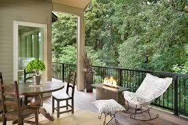 portable deck houzz