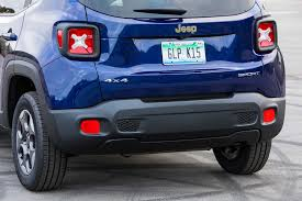 jeep suv blue 2017 jeep renegade sport 4x4 review long term update 1