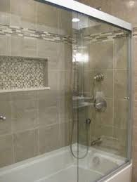 ideas for tiled bathrooms small bathroom shower with tub tile design images