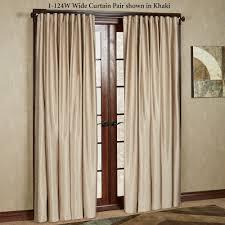 decor bohemian decorative room darkening curtains with white