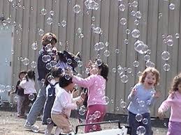 bubble zone backyard bounce