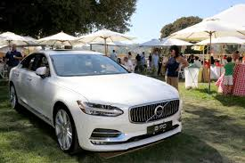 electric cars every new volvo will be a hybrid or electric car after 2019 vox