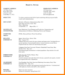 Sample Student Resume For Internship by Undergraduate Student Resume Sample Uxhandy Com