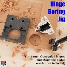 Cabinet Door Hinge Jig Drill Hinge Boring Jig