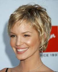 short hairstyles for a high forehead the best cuts for fine curly hair and a high forehead short