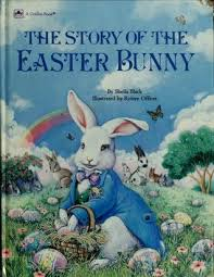 easter bunny book the story of the easter bunny by black