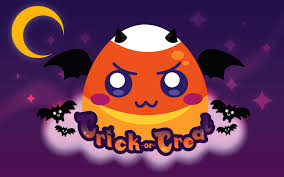 beautiful halloween background cute candy wallpaper free pictures download for android desktop