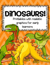 dinosaurs activity pack