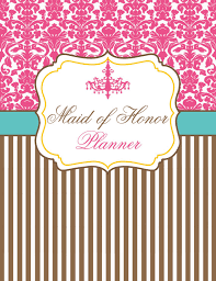 of honor planner of honor wedding planner organizer of honor duties