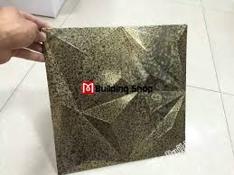 Backsplash Tiles Kitchen by 3d Metal Mosaic Tiles Kitchen Backsplash Tiles Smmt076 Brass