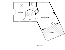 lighthouse floor plans the lighthouse self catering cottage in rock bray