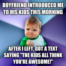 Divorce Guy Meme - so i met my boyfriends kids for the first time this morning ive