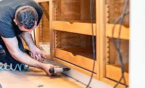 best way to install base cabinets how to install base cabinets the home depot