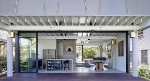 attic undercroft house marc u0026co brisbane architects interior